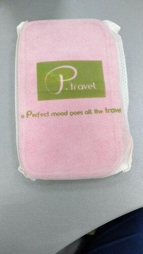 LHLYSGS merk vrouwen organisator reizen document houder kaart portemonnee heren mode lange certificaat paspoort pakket pocket card pack photo review