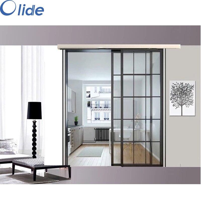 Купить с кэшбэком Olide Magnetic Levitation Automatic Sliding Door,Magnetic Drive Automatic door