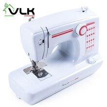 Швейная машина VLK Napoli 2600 (16 видов строчки, регулировка скорости, регулировка натяжения, LED-подсветка, прямой и обратный ход)