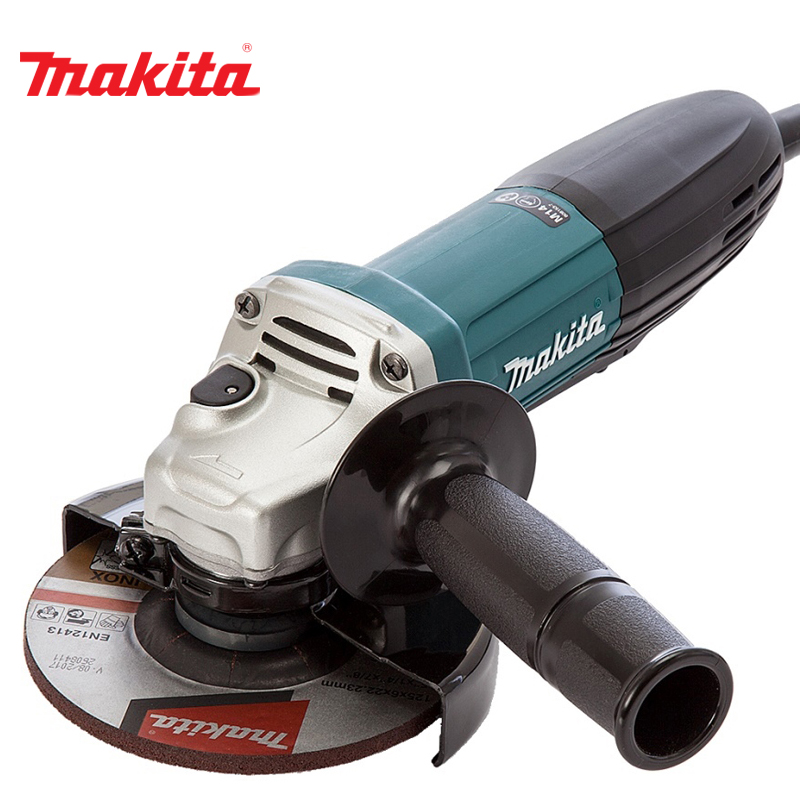Angle grinder Makita GA5034 angle grinder makita 9558hn