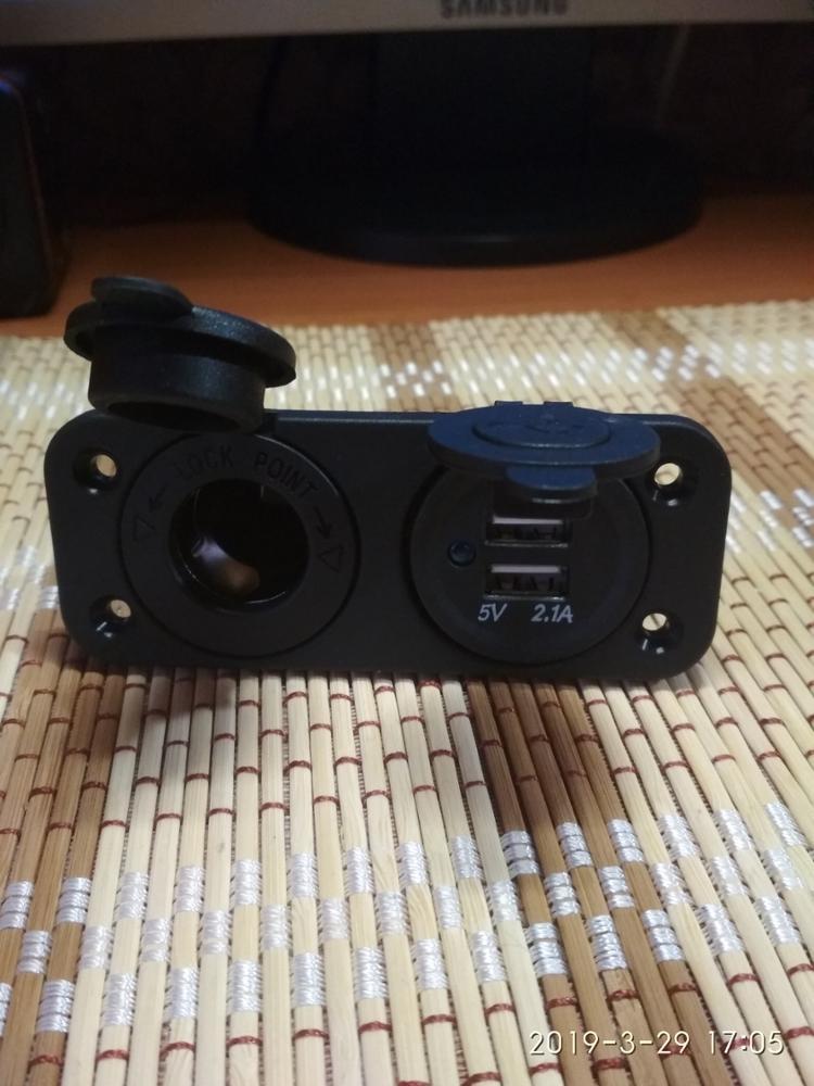 USB-розетка для автомобиля; 12V автомобиль гнездо; аудио сплиттер;