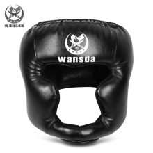 Boxing Headgear Head Helmet  Karate Kick Training Helmet Taekwondo Muay Thai Headgear Protection