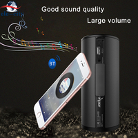 2018 ZEALOT S8 HiFi 3D Bluetooth Stereo Speaker Column Touch Control Wireless Subwoofer Sound Box Power Bank for xiaomi with Mic
