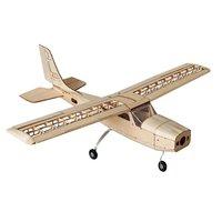Cessna 960mm Wingspan Balsa Wood RC Airplane KIT