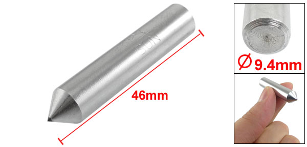 3//8-Inch X 6-Inch NEW Uxcell Grinding Wheel Tapered Point Diamond Dresser Tool