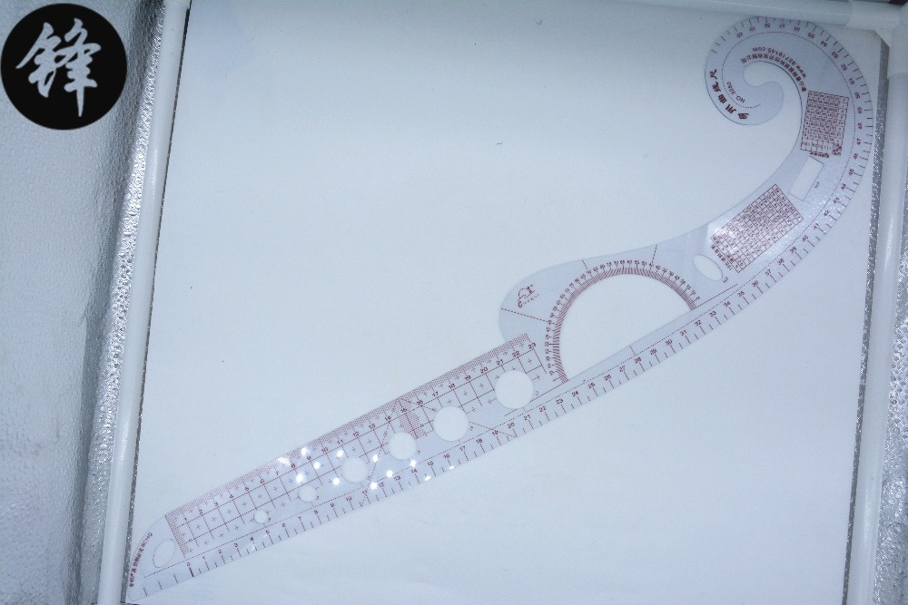 Multi-function Armhole Curve Ruler Measure for Sewing Dressmaking Tailor Tool
