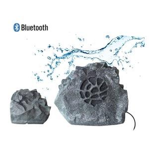 Ben & Fellows a prueba de agua 2x30W 8 ohm inalámbrico Bluetooth jardín Rock altavoz en par uno activo pasivo para exterior