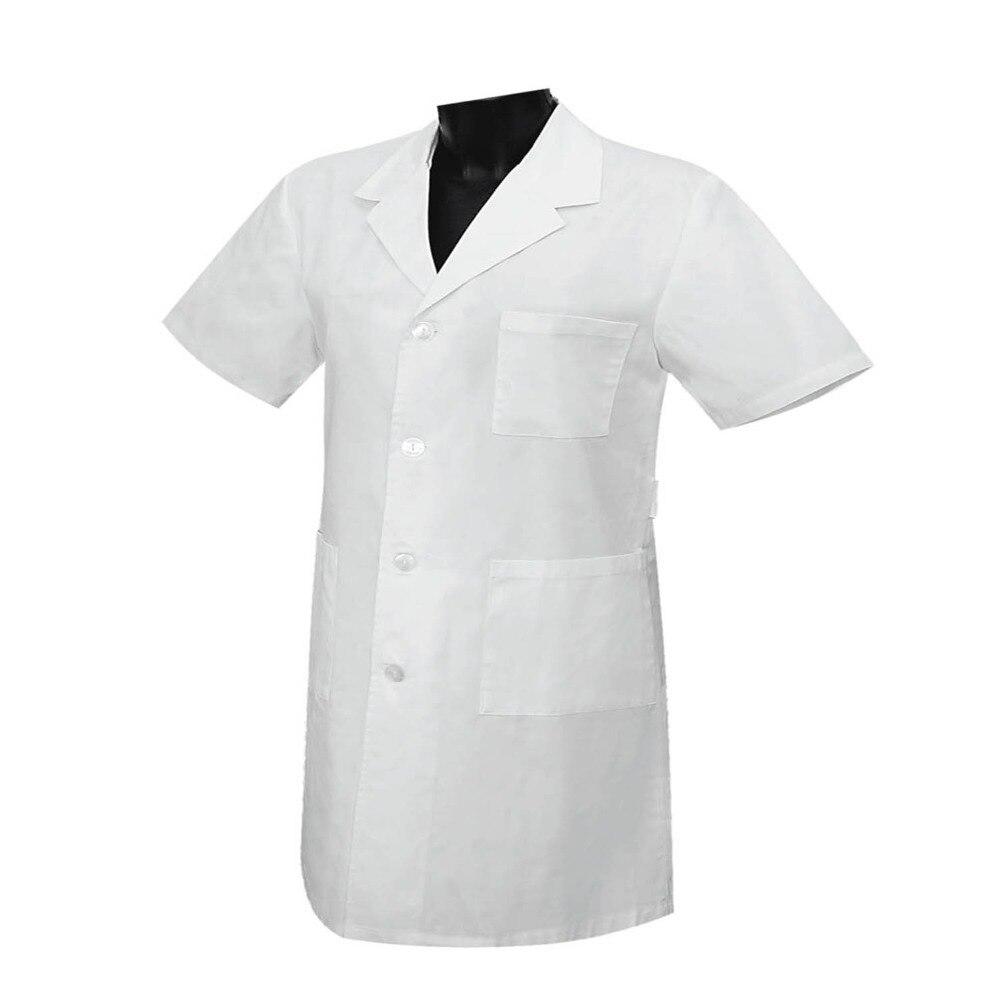 BATA MEDICOS ENFERMERA UNISEX UNIFORME MEDICO ENFERMERIA HOSPITAL ESTETICA VETERINARIA SANIDAD HOSTELERIA - REF:8162