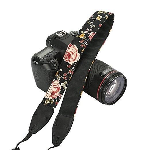 1pcs LF-06 DSLR Camera Digital Fashion Shoulder Neck Strap Belt Belt Strap Accessories Camcorder Straps for canon 700D 60D 100D