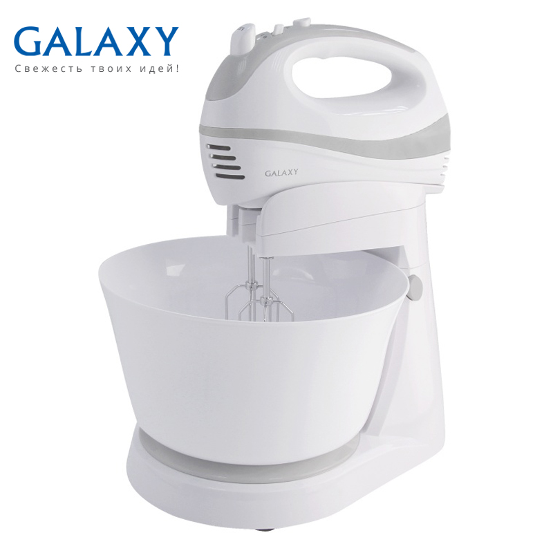 Hand mixer Galaxy GL2210 ulgksd bathtub faucet 40cm long spout hot and cold mixer water tap brass hand shower sprayer bathroom faucets