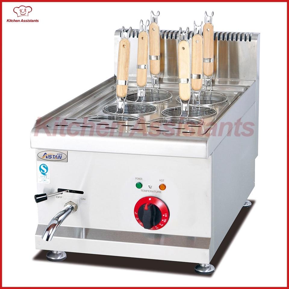 Diskret Eh638 Elektrische Nudelkocher Von Fast-food Maschinen Haushaltsgeräte