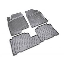 Для Chevrolet Captiva 2006-2011 коврики в салон 4 шт./компл. полиуретан Element NLC0807210K