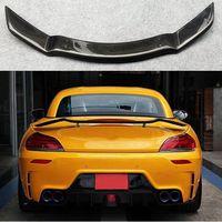 Z4 E89 Coupe Convertible high quality Carbon Fiber Car styling Rear Wing Spoiler for BMW E89 Z4 18i 20i 23i 28i 30i 35i 09 14