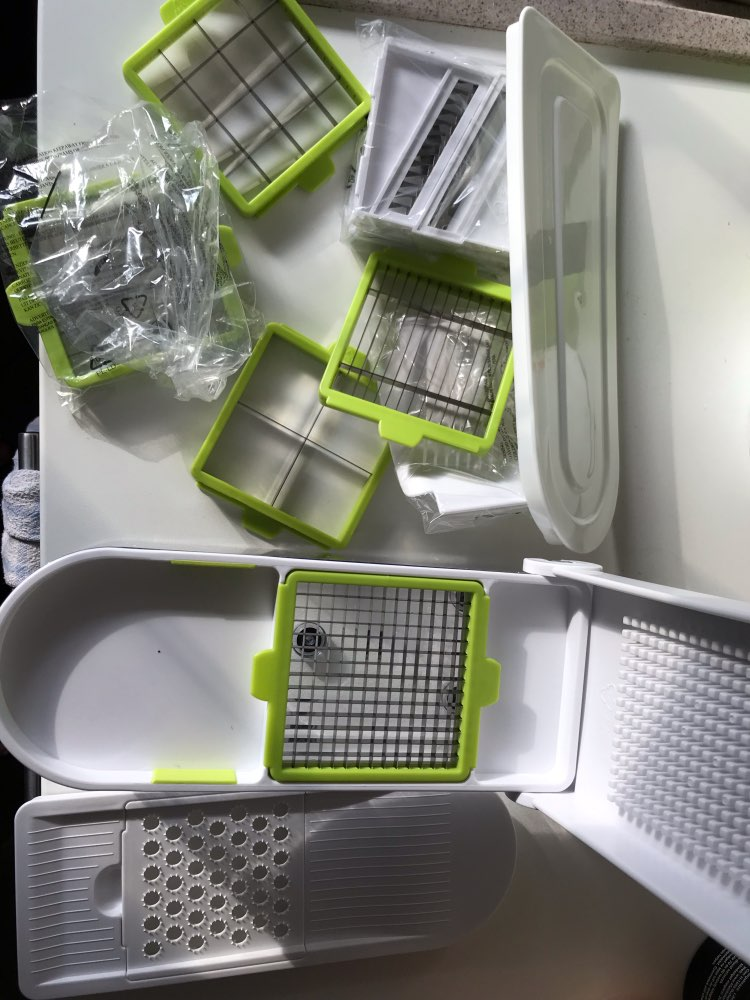 Multifunctional Dicer And Slicer photo review