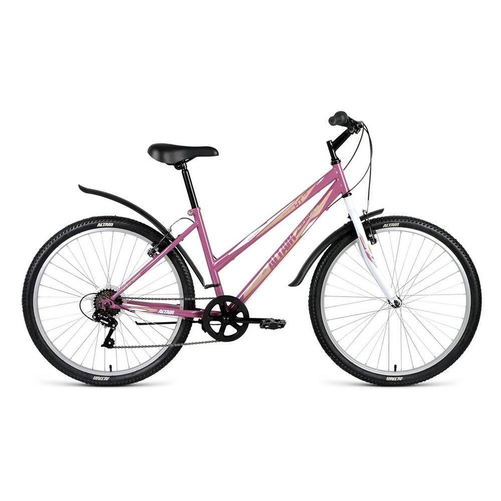 Велосипед Altair MTB HT 26 1.0 Lady (рост 17) 2018