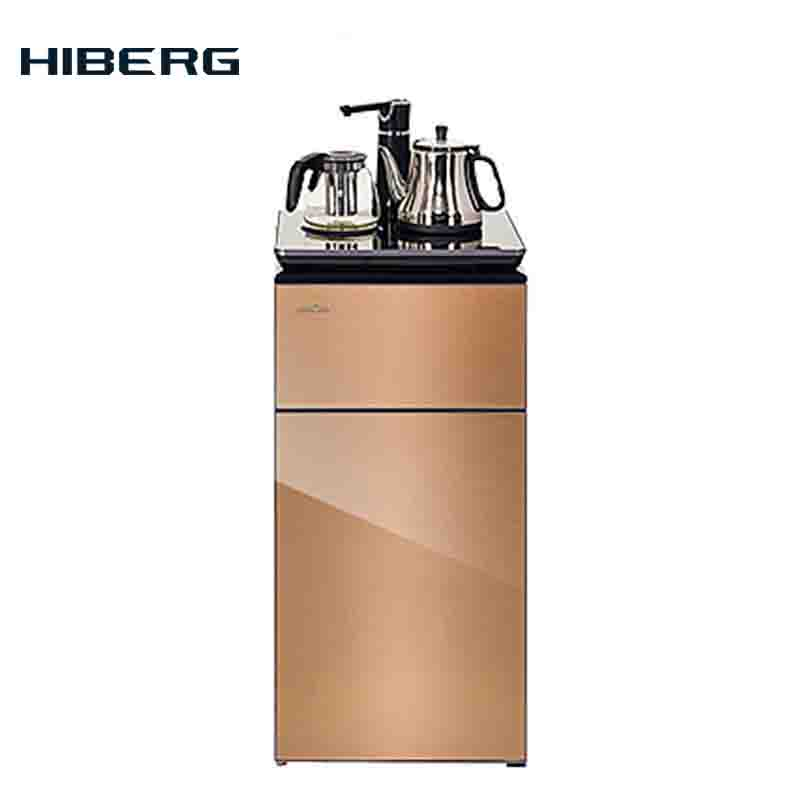 Water Dispenser HIBERG F-91FGY bottom-up cooler upright water dispenser hot water dispenser to warm mini type household refrigeration