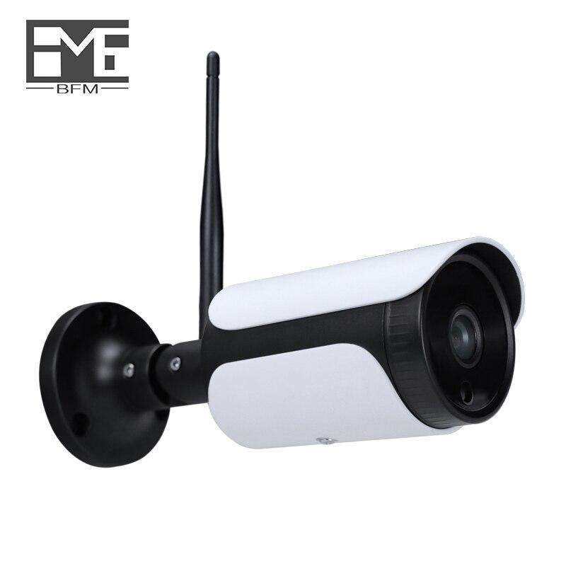 BFMore Wifi IP Camera Wireless 1080P 2.0MP Email alarm Waterproof Outdoor Indoor IR Night Vision Safety Security BFMore Wifi IP Camera Wireless 1080P 2.0MP Email alarm Waterproof Outdoor Indoor IR Night Vision Safety Security