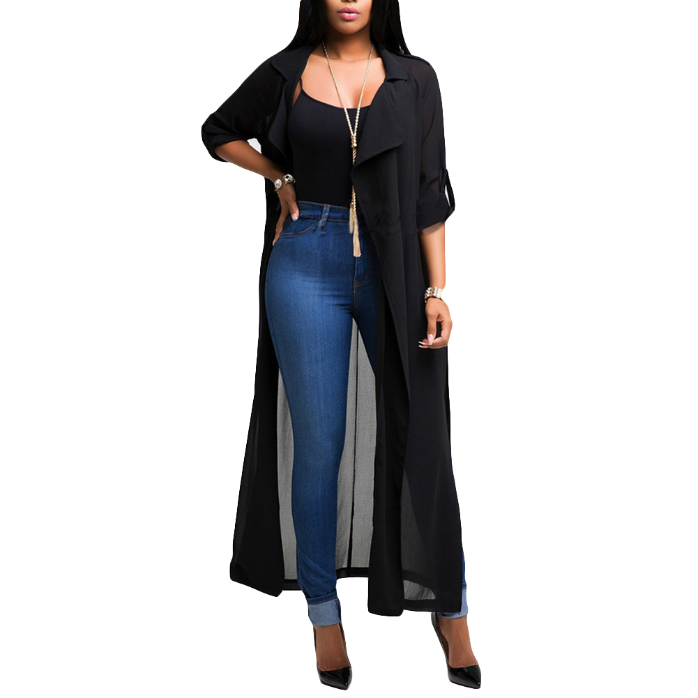 fca88a6feea Buy summer maxi coat ladies and get free shipping on AliExpress.com