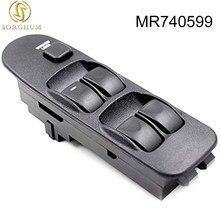 Novo mr740599 para mitsubishi interruptor da janela frente esquerda direita power master switches para mitsubishi carisma da _ 1995-2006