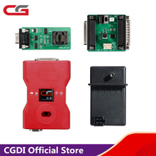 CGDI Prog for MB Key Programmer Support All Key Lost comes with ELV Repair Adapter & AC Adapter & ELV Simulator