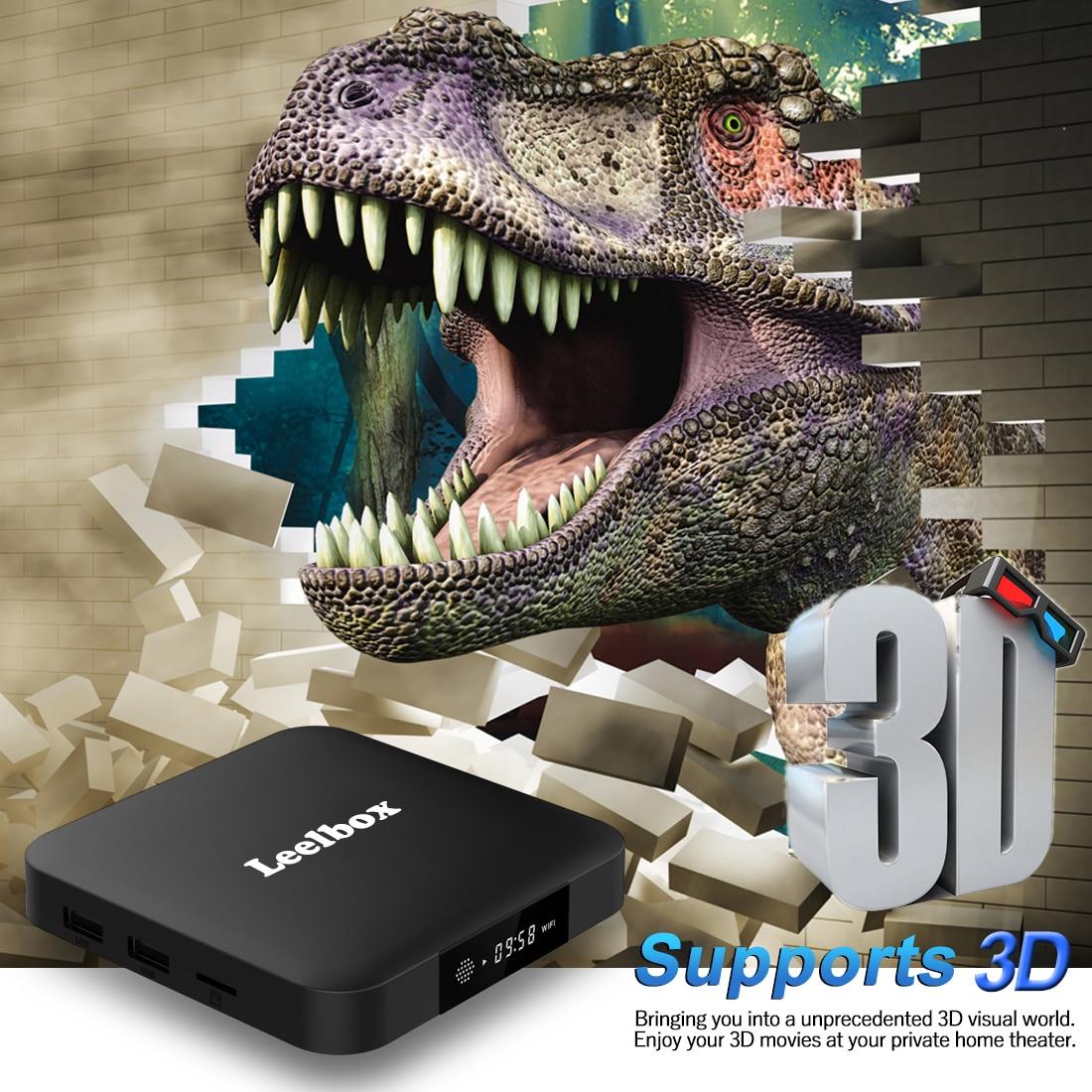 Image 3 - Leelbox Q2mini Android 8.1 Q2 mini s Smart TV BOX S905W Quad Core support 2.4G Wireless WIFI media box Set Top Box-in Set-top Boxes from Consumer Electronics
