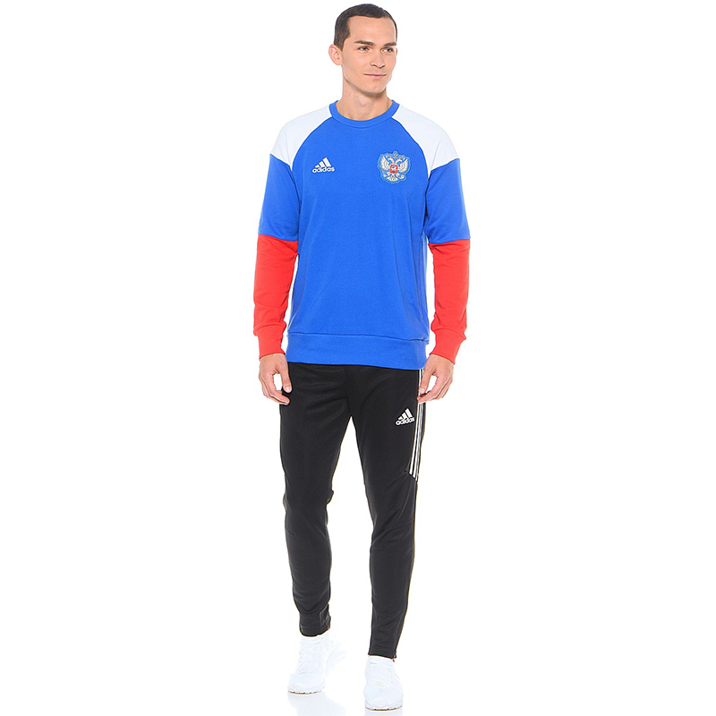 1e8672258c52 Adidas AP5795 Top Jacket Coat Trend Casual Sporting Coat soccer Jackets  outerwear Clothing-in Trainning   Exercise Jackets from Sports    Entertainment on ...