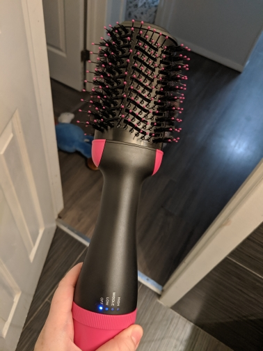 All-in-one Hair Dryer, Styler, Volumizer, Detrangler photo review