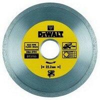 Dewalt DT3713-QZ-Diamond disco 125mm corte cerâmica