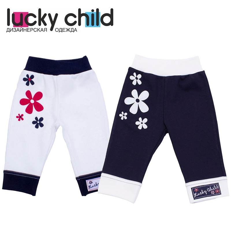 Pants Lucky Child for girls 18-11 (3M-3T) Leggings Hot Baby Children clothes trousers pants lucky child for boys 28 11m 3m 18m leggings hot baby children clothes trousers
