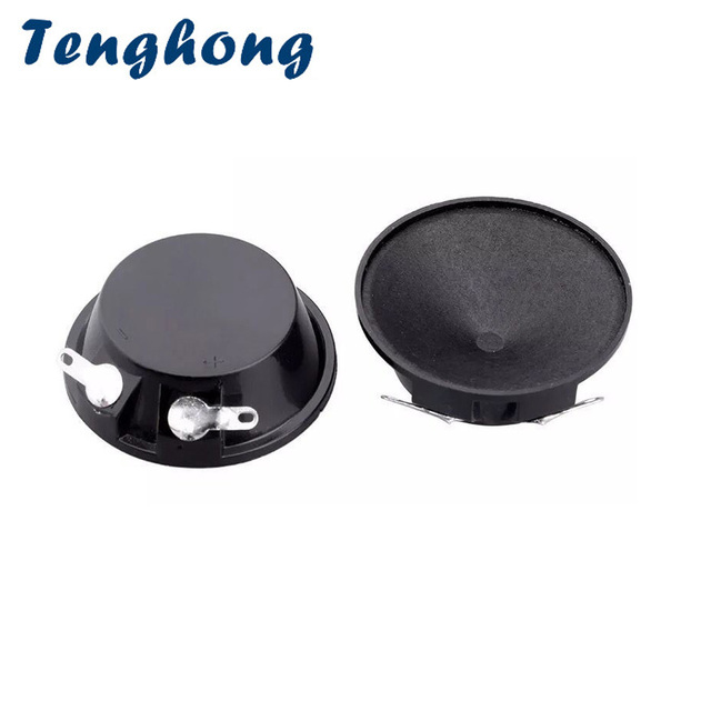Tenghong 2pcs Audio Ultrasonic Speaker Unit 3840 Waterproof Piezoelectric Audio Speaker Horn Rat Repellent Ultrasonic Buzzers