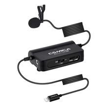 COMICA CVM SIG.LAV V05 MI Multi functional Single Lavalier ไมโครโฟนสำหรับ iPhone XS max X 8 7 Plus iPad lightning Interface