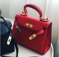 Новинка 2018 г. Корейская версия, мешок, личи в полоску платины сумка