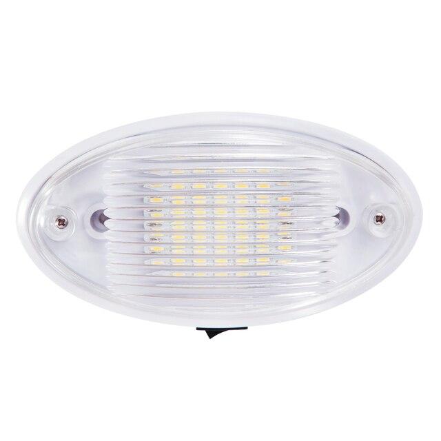 Kohree LED Plafond Veranda Lichtpunt 12 V RV Interieur en Exterieur ...