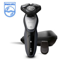 Philips Norelco Shaver S5290/88 Wet&dry electric shaver with 5-direction Flex Heads 1 hour full charge for Mens Shaving