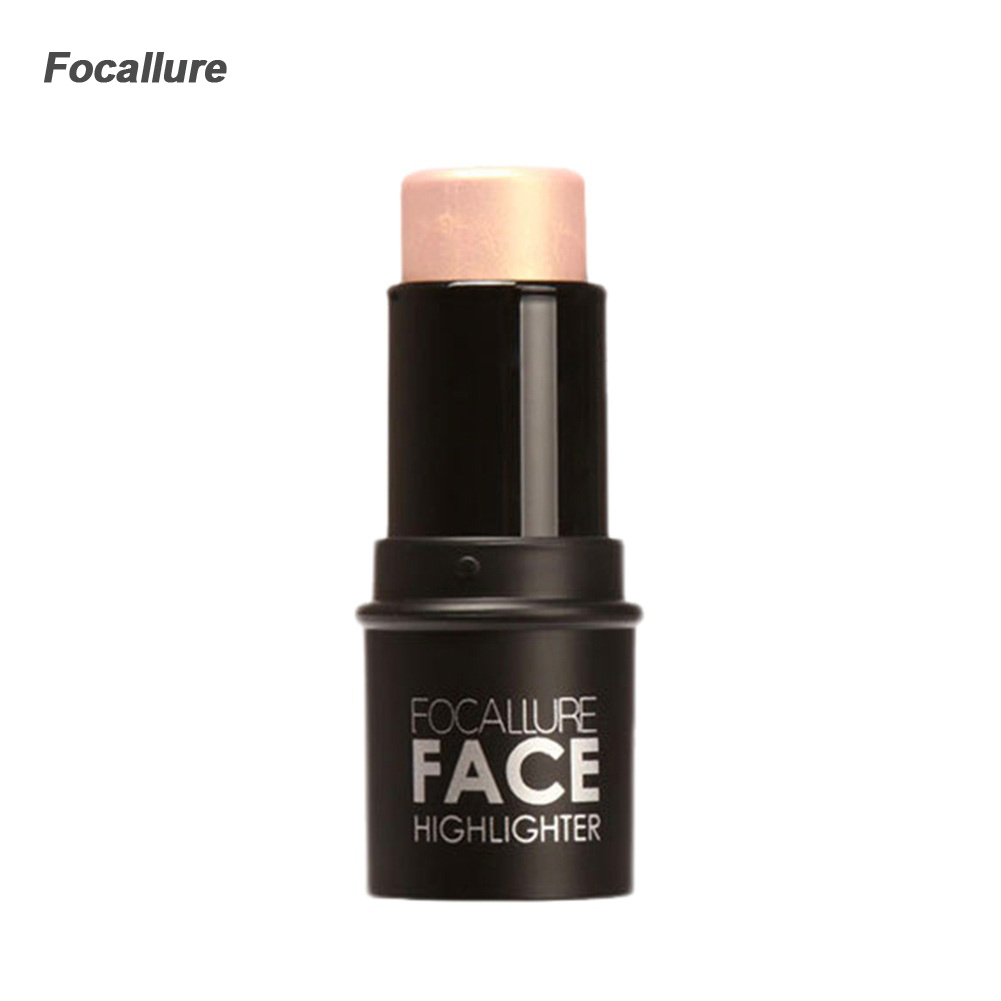 Focallure Bling Highlighting Powder Creamy Shimmer stick Water-proof Highlighter stick All Over Shimmer