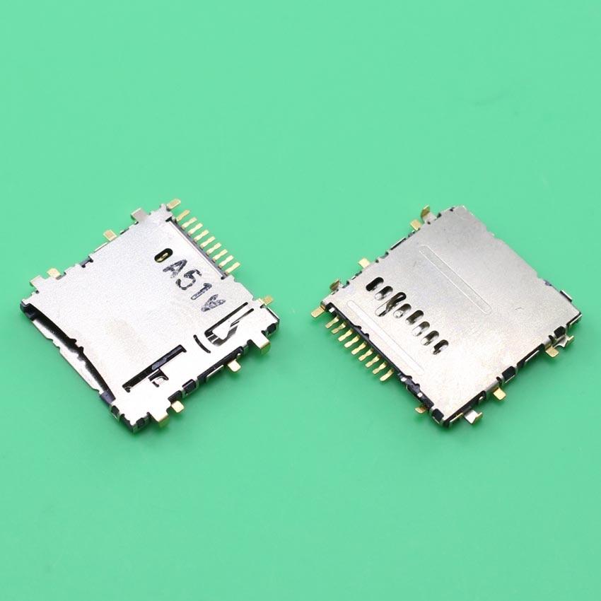 5PCS For Samsung Galaxy Tab 3 Lite 7.0 T110 T111 3G Tab 10.1 P5200 Micro SD TF Card Tray Reader Slot Holder Socket