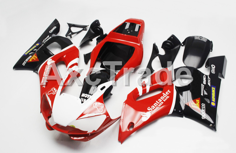 Motorcycle Fairings For Yamaha YZF600 YZF 600 R6 YZF-R6 1998 1999 2000 2001 2002 ABS Injection Molding Fairing Bodywork Kit 115