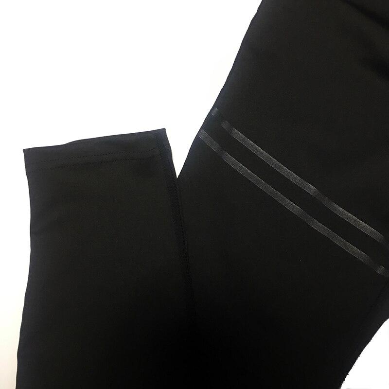 Women High Waist Sports Pants Women's Push Up Polyester Bodybuilding Jeggings Fitness Yoga Leggings 5