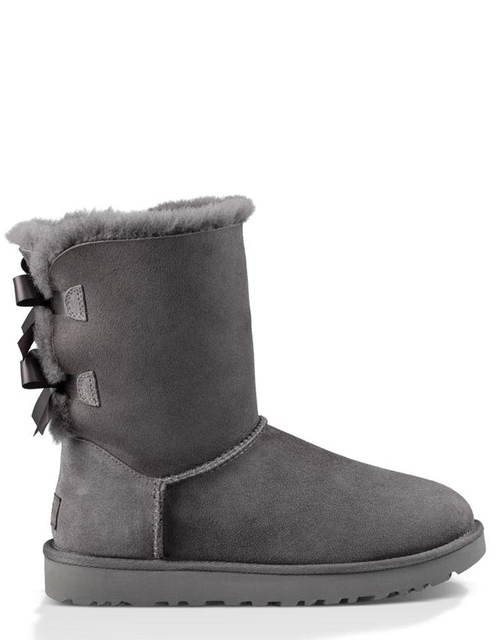 UGG boots Bailey Bow II in grey on Aliexpress.com  a2482a6d07ed9