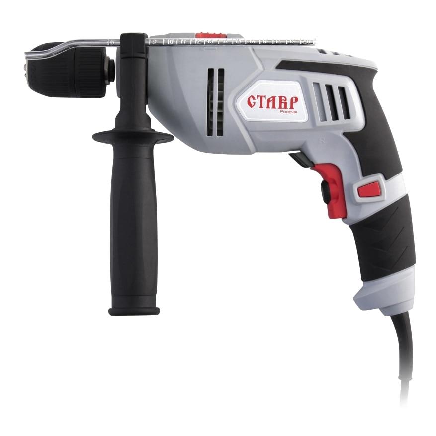 Impact drill Stavr DU-13 650 BK цены