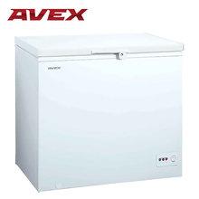 Морозильный ларь AVEX CF-360, обьем 345 л, 2 корзины, класс А+, 14 кг/сутки
