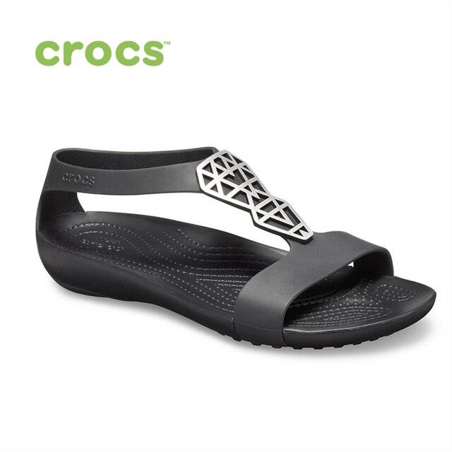 CROCS Crocs Serena Embellish Sndl W WOMEN