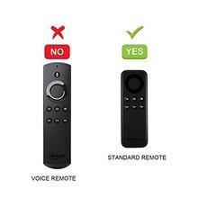 SIKAI case for Amazon Fire TV Stick Remote Control Shockproof Silicone Protective fire stick standard remote