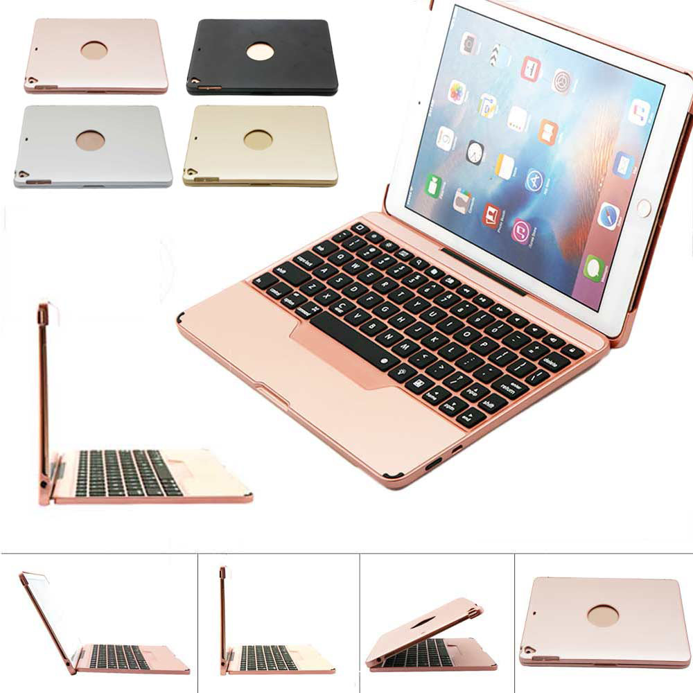 ABS Plastic Lightweight Wireless Bluetooth keyboard For iPad 2017/2018 keyboard Case Cover For ipad Air/Air2 For ipad pro 9.7ABS Plastic Lightweight Wireless Bluetooth keyboard For iPad 2017/2018 keyboard Case Cover For ipad Air/Air2 For ipad pro 9.7