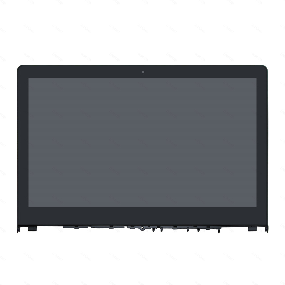 For Lenovo Yoga 500 15IBD 80N6 Yoga 500 15ISK 80R6 Yoga 500-15IHW 80N7 LP156WF4.SPL1 LCD Display Touch Screen Assembly + BezelFor Lenovo Yoga 500 15IBD 80N6 Yoga 500 15ISK 80R6 Yoga 500-15IHW 80N7 LP156WF4.SPL1 LCD Display Touch Screen Assembly + Bezel