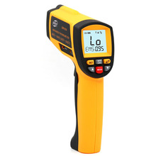 GM1850 / GM2200 industrial high temperature 1850 degrees 2200 degree infrared thermometer, gun