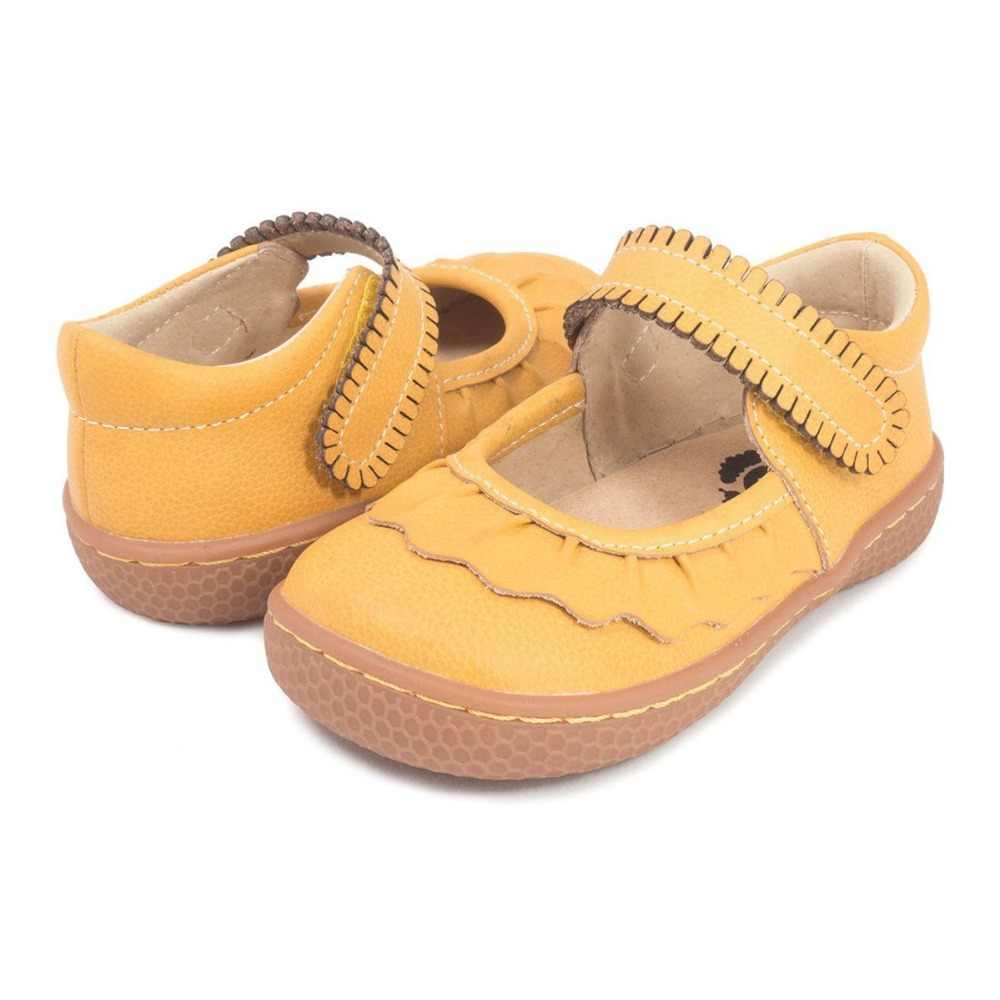 Livie & ルカ子供の靴屋外スーパー完璧なデザインかわいい少年少女裸足靴カジュアルスニーカー 1- 11 歳