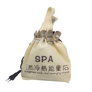 Image 2 - Набор камней для стоун массажа 16 шт