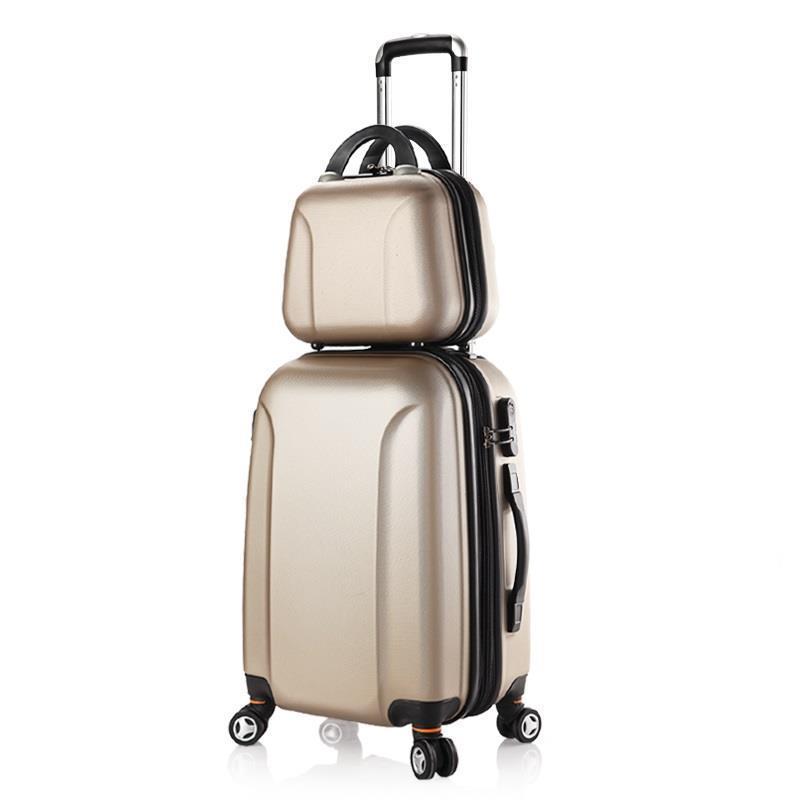 Y Bolsa Viaje Trolley Bolsa de viaje Valise Bagages Roulettes Carro - Bolsas para equipaje y viajes