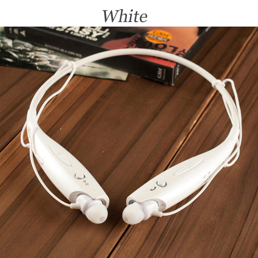 Hbs-730 Sports Wireless Bluetooth Headphones With Microphone Handsfree Bass Neckband Earphone Headset For Phone Xiaomi Audifonos